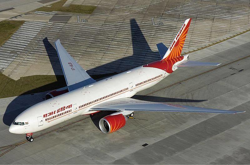 Air India: hosszabb, de rövidebb út San Franciscóba