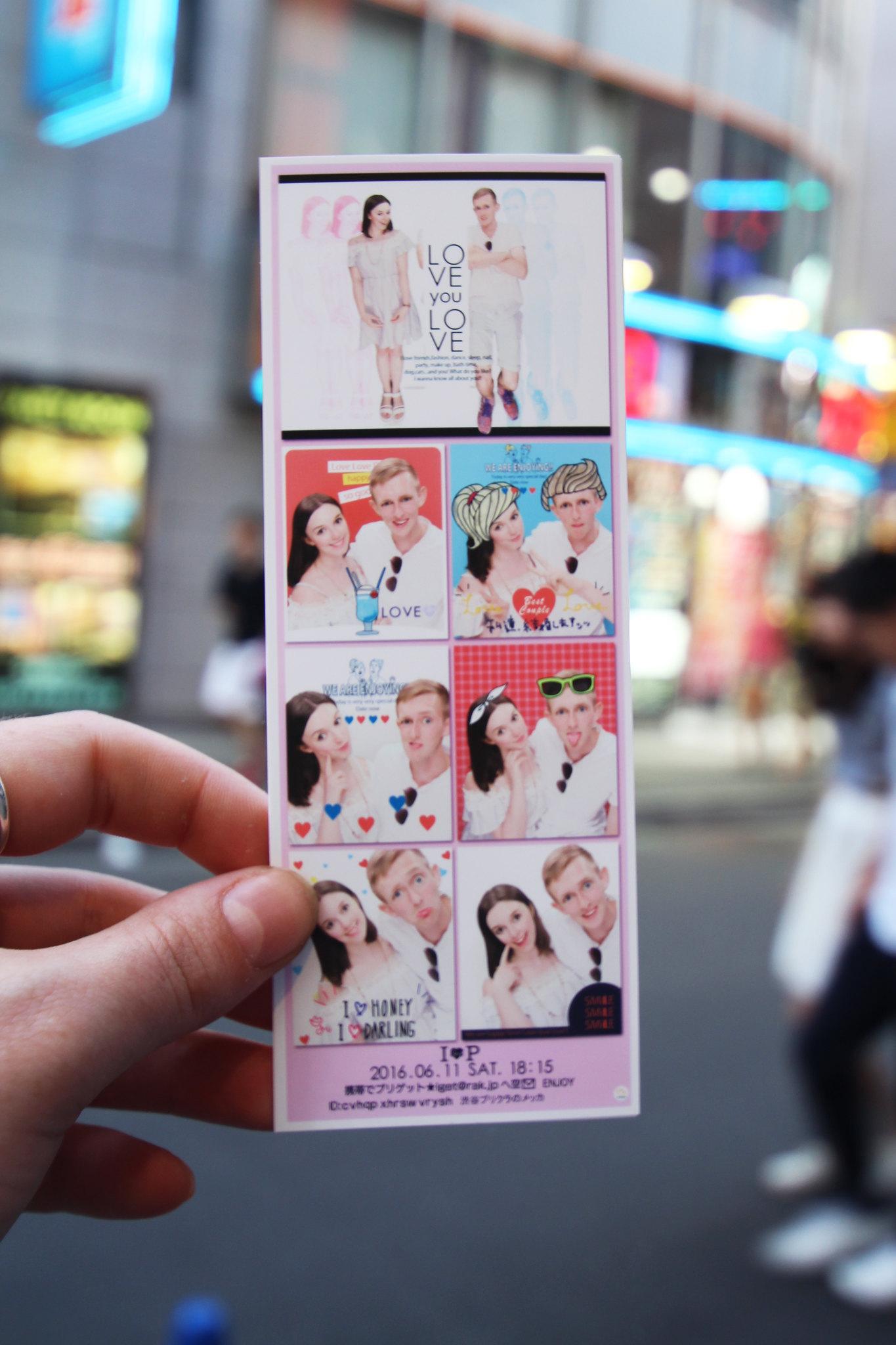 Tokyo travel blogger UK