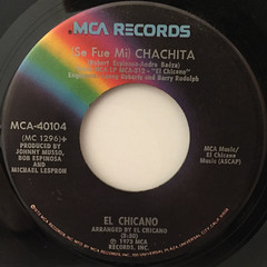 EL CHICANO:TELL HER SHE'S LOVELY(LABEL SIDE-B)