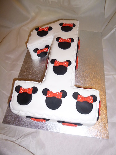 Minnie Mouse Cake Decorations Ebay