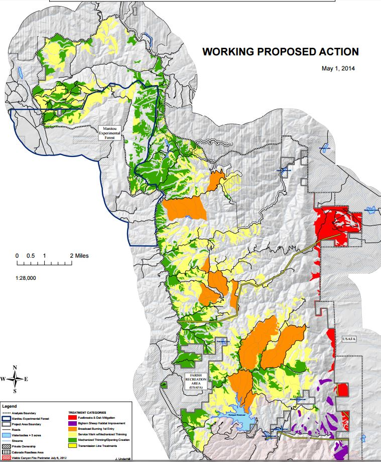Proposed Pike National Forest thinning, prescribed burns, etc- Mtbr.com
