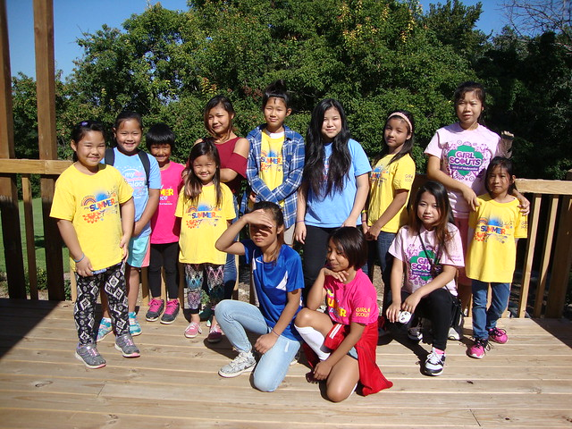 2016 Outreach in Action, Troop 84020