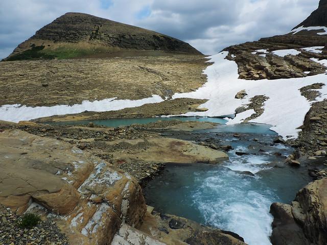 Grinnel Glacier, Glacier National Park, Montana