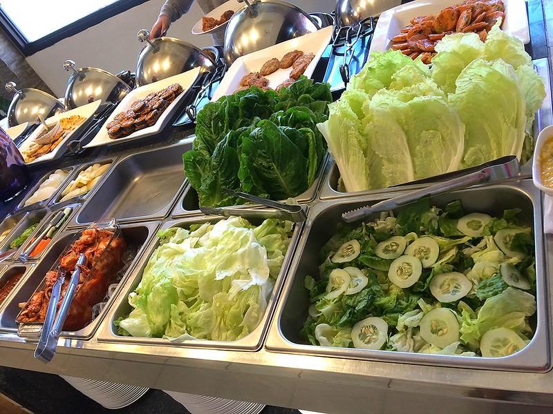 Don Day Korean Buffet Restaurant