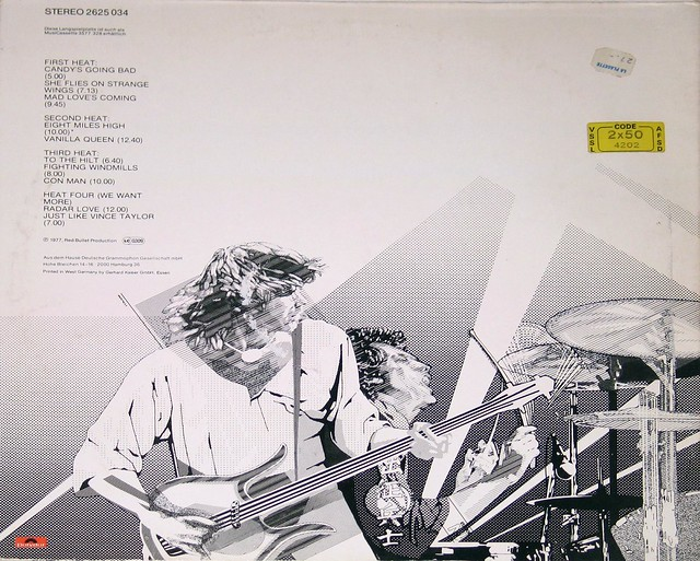 Golden Earring - Live 2LP