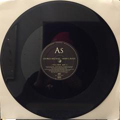 GEROGE MICHAEL・MARY J. BLIGE:AS(RECORD SIDE-B)