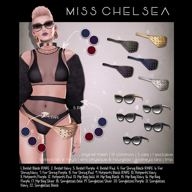 .miss chelsea. up all night gacha - coming soon to epiphany