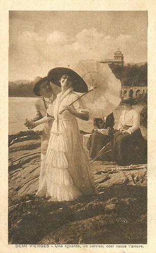 Diana Karenne in Demi-vierges