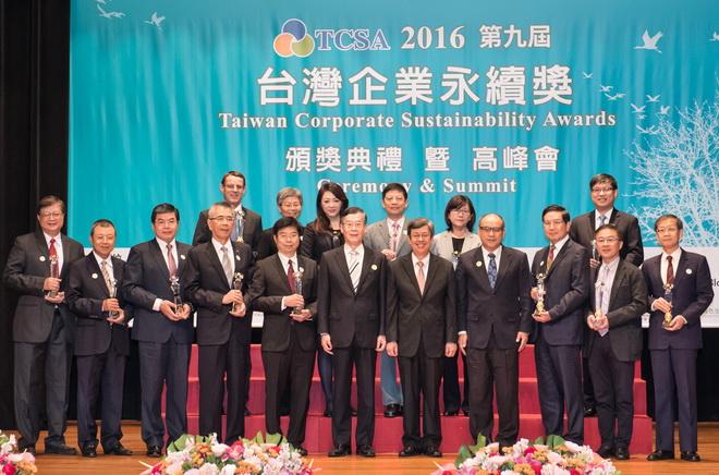 台灣賓士參加TCSA台灣企業永續獎首屆外商組,由眾多外商企業中脫穎而出,永續精神獲評審肯定