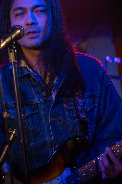 Rory Gallagher Tribute Festival - Takuro Tanaka at Crawdaddy Club, Tokyo, 22 Oct 2016 -7M2-00087