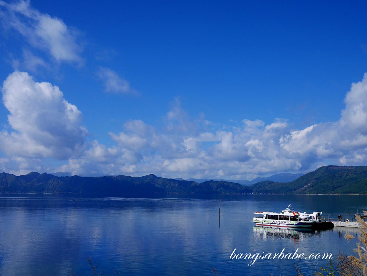 Lake Tazawa (2)