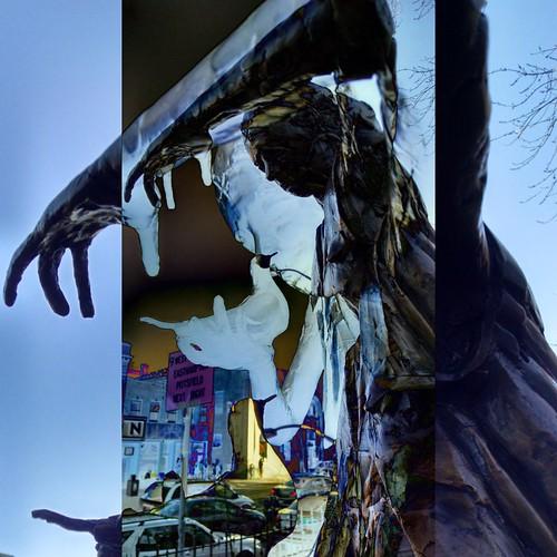 Greg Stone's Hope Statue