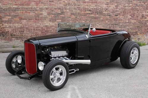 1932 ford highboy roadster hot rod flickr photo sharing. Black Bedroom Furniture Sets. Home Design Ideas