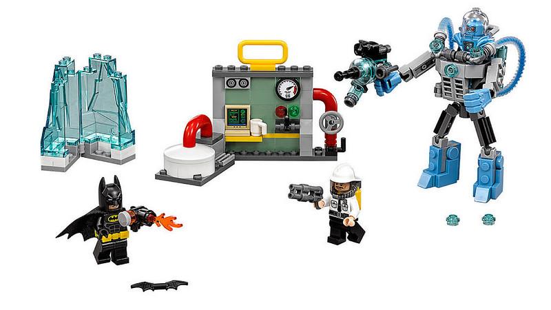 The LEGO Batman Movie - Mr. Freeze Ice Attack (70901)