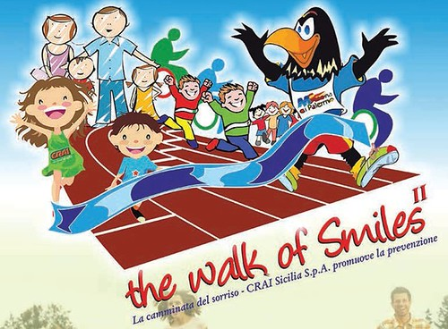 the walk of Smiles