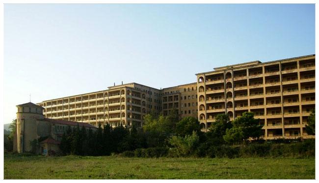 hospital del torax 1999