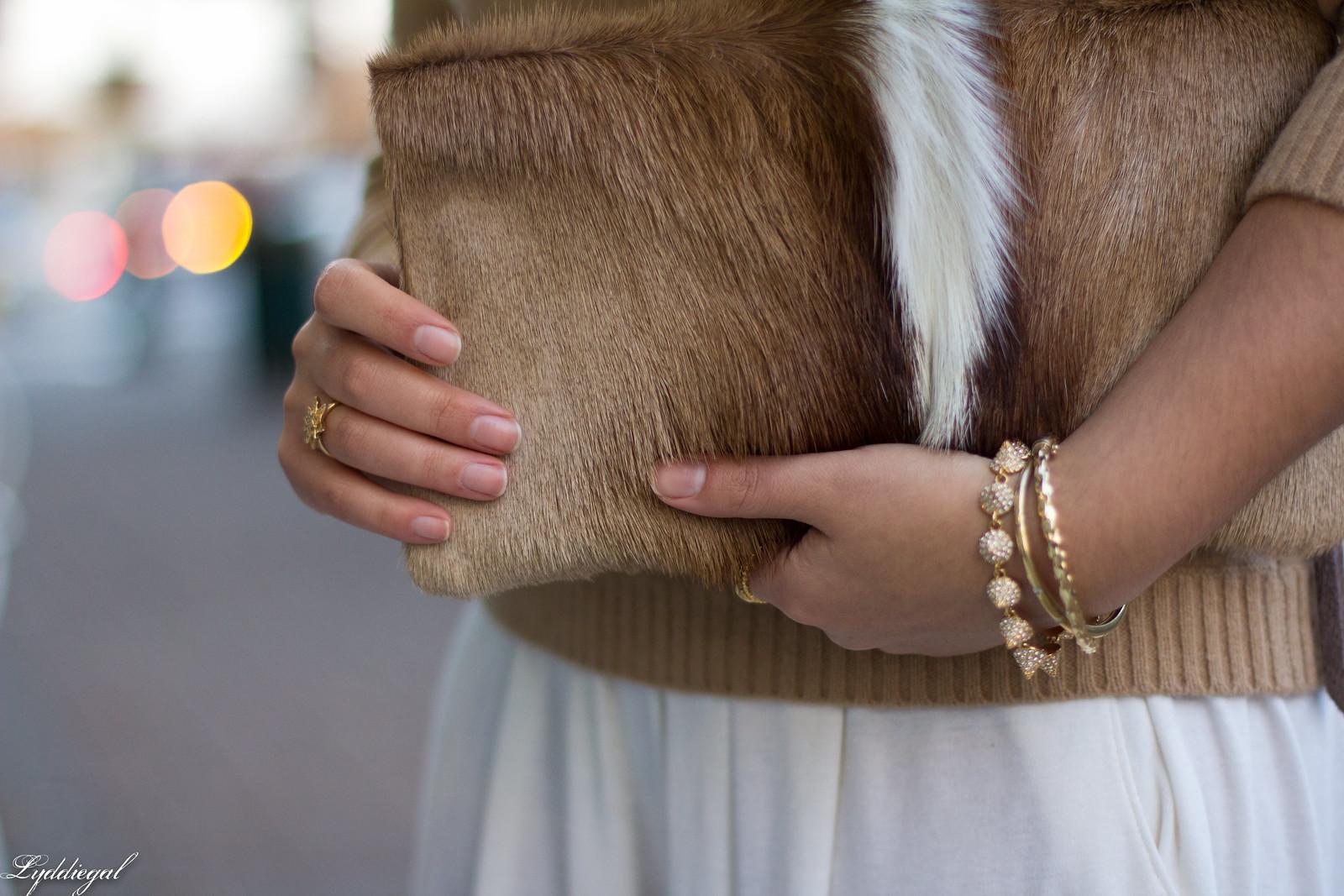 white Culottes, camel sweater, toe cap heels, springbok clutch-10.jpg