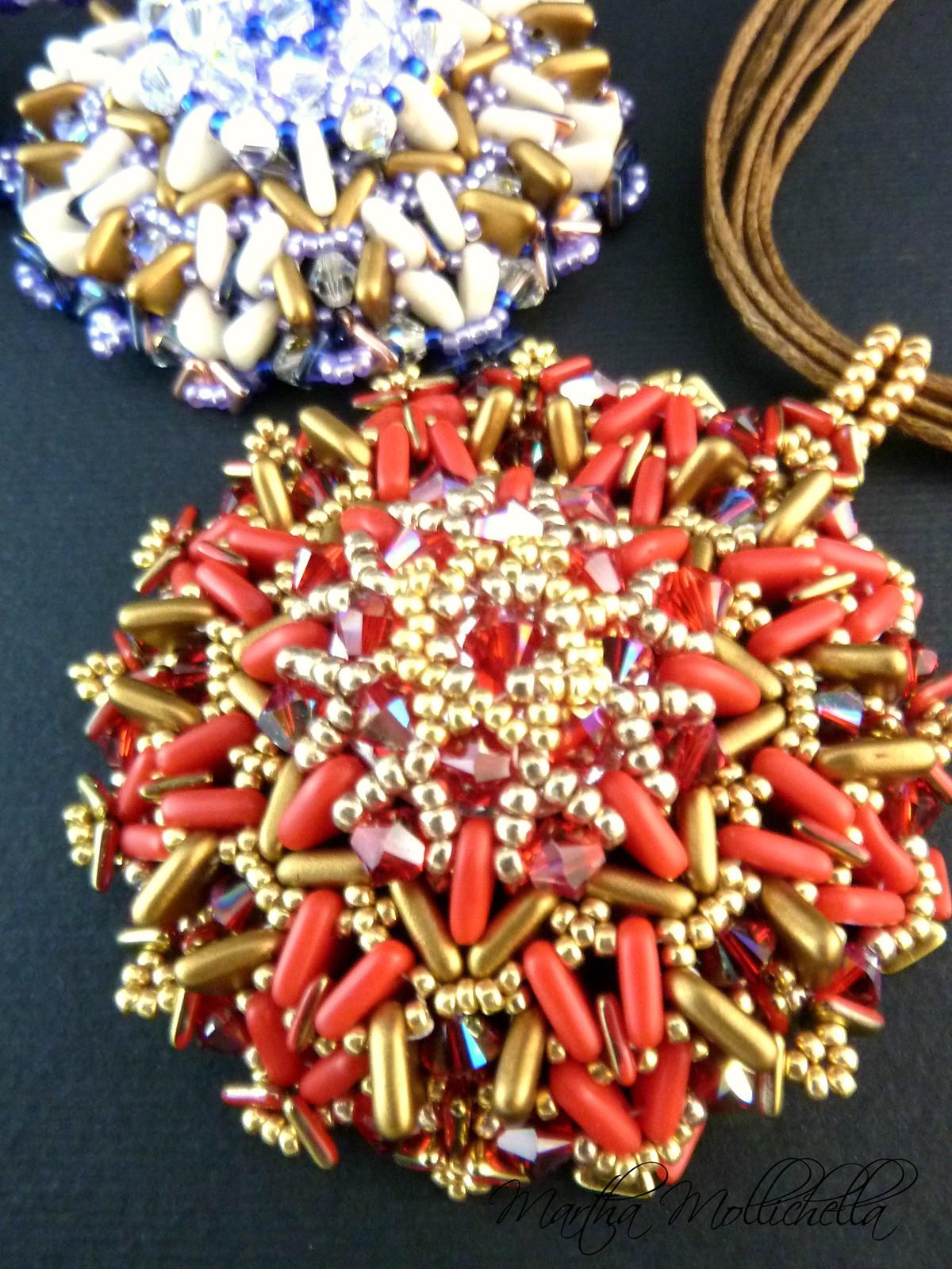 ciondolo handmade by Martha Mollichella