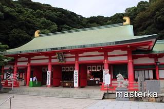 赤間神宮本殿2