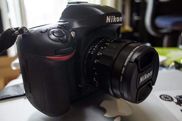 Voigtländer NOKTON 58mm F1.4 SLII N