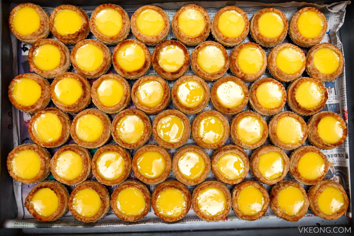 Hong Kee Freshly Baked Egg Tarts