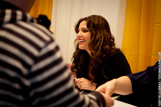Toronto ComiCon 2012 - Charisma Carpenter | by TonyFelgueiras