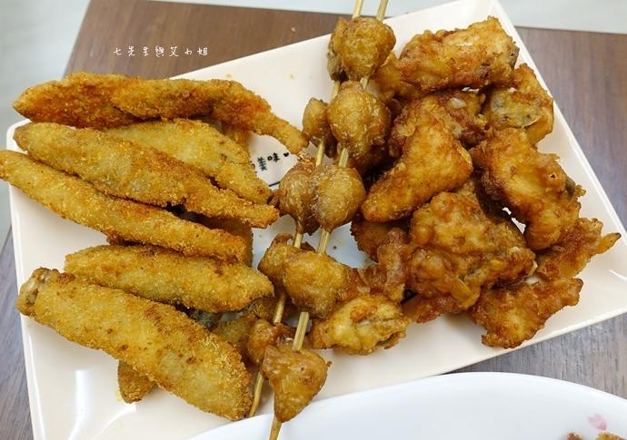 10 真有味炸雞 新莊美食 新莊四維市場美食 新北美食
