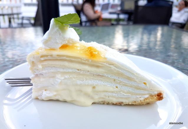 Touhenboku Cafe millie crepe cake