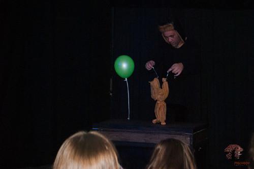 Trécola no IV Festival de Teatro de Begonte