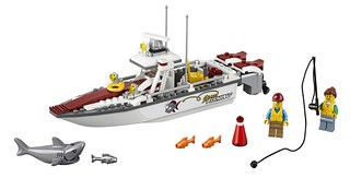60147 Fishing Boat