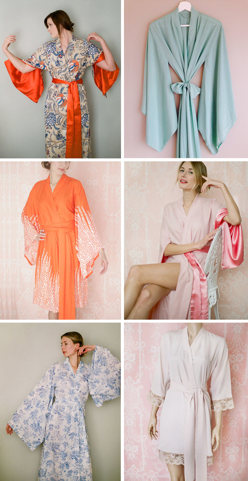 Singing Slowly robes (on Etsy)