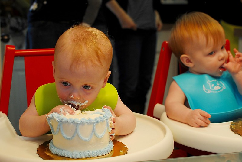We like cake!