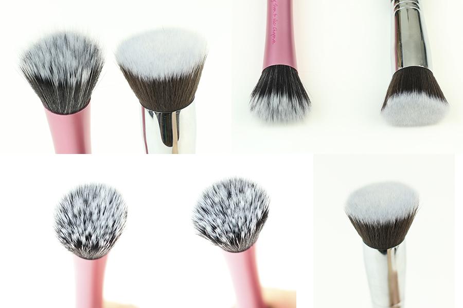 7 stippling brush rt review kokemuksia