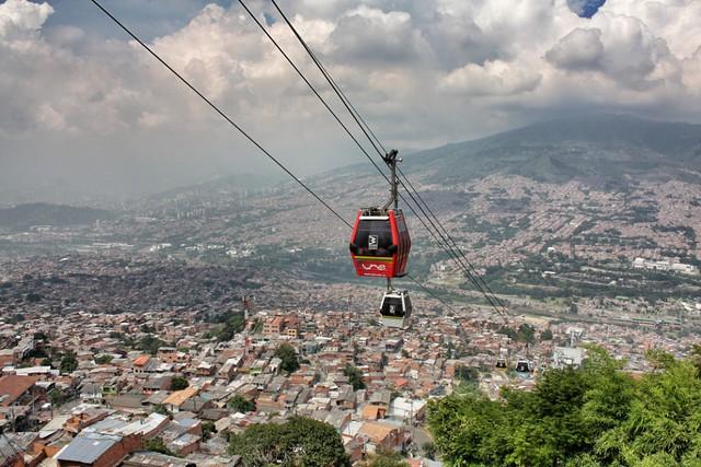 Metrocable de Medellín 2