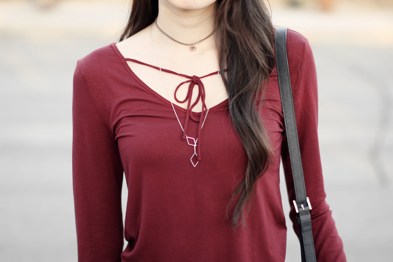 1122-fall-ootd-fashion-style-hollister-red-bowtie-autumn2016