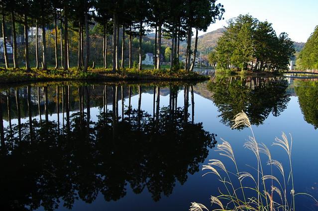 お松の池 秋景_2016-11