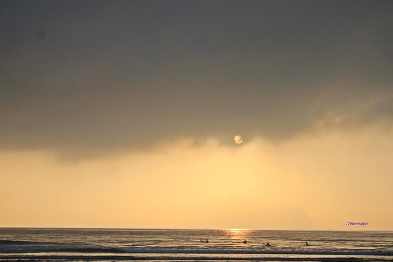 烏石港日出-sunset