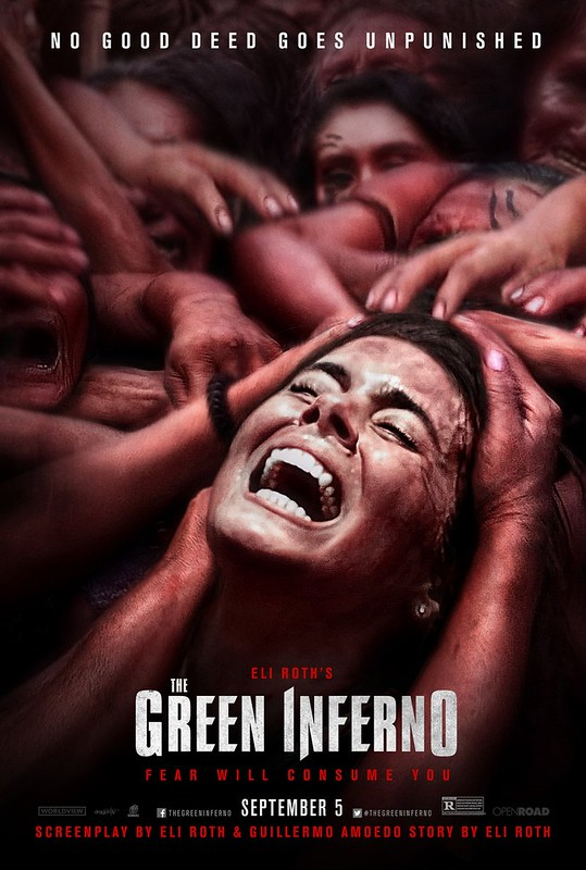 The Green Inferno - Poster 1