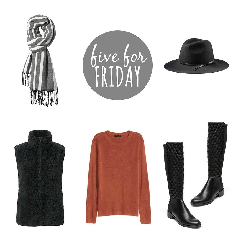 five for friday basics with a twist | Style On Target blog