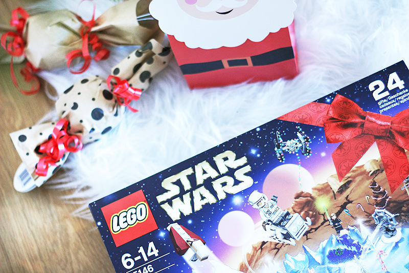 Christmas Advent Calendar Star Wars Lego 2016