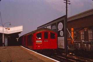 Golders Green 4 June 1978
