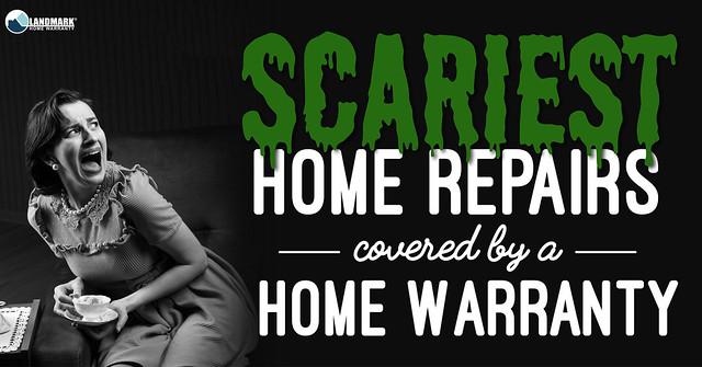 Scariest Repairs Header
