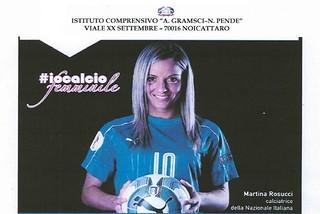 Noicattaro. Open Day calcio femminile front