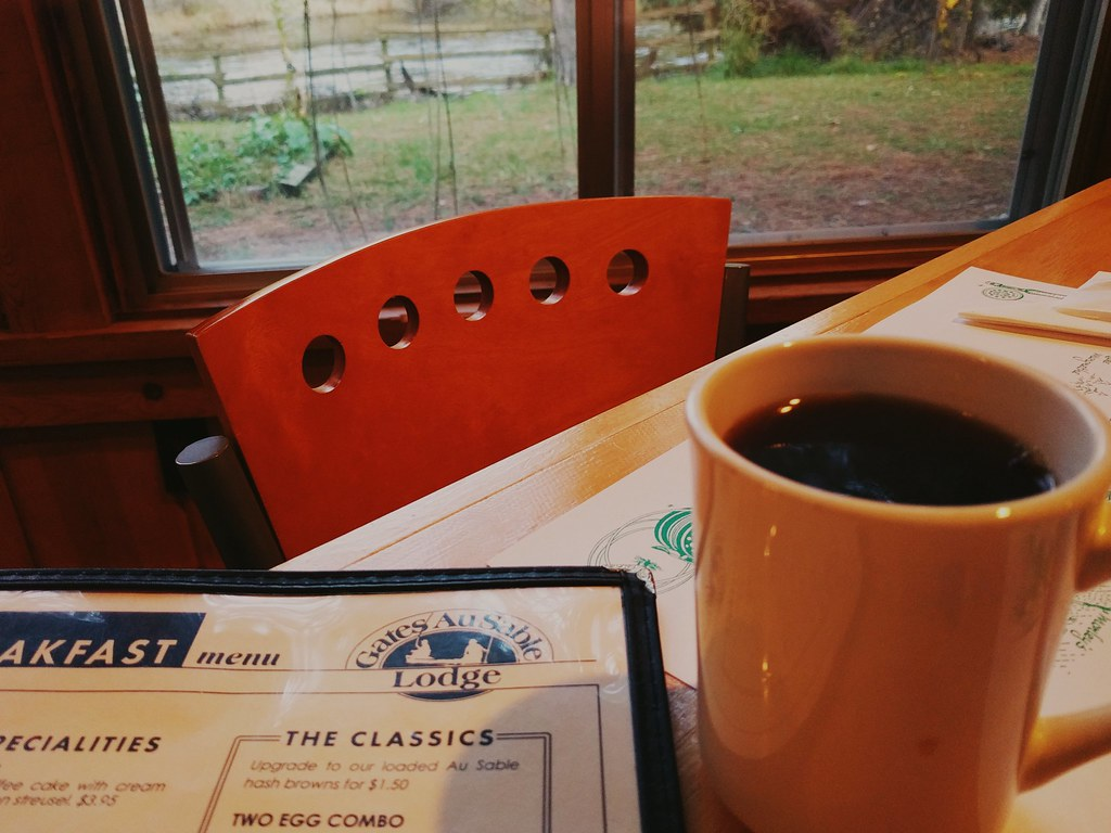 Gates Lodge Breakfast