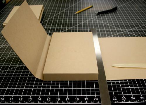 measure, fold
