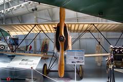 11721 - - Italian Army - Ansaldo SVA.5 - Italian Air Force Museum Vigna di Valle, Italy - 160614 - Steven Gray - IMG_9912_HDR