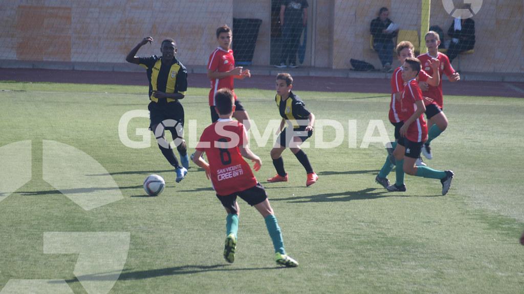 Infantiles. CD Roda 3-0 Jove Español (12/11/2016), Jorge Sastriques