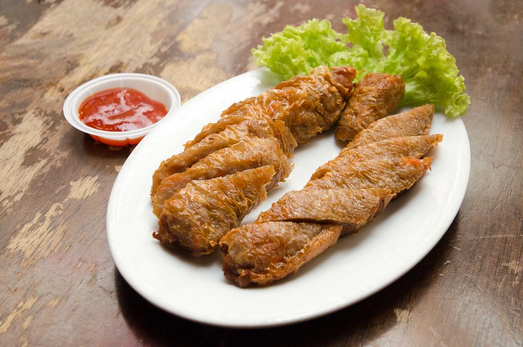 Nyonya Five Spices Pork Roll (Nyonya Ngo Hiang)
