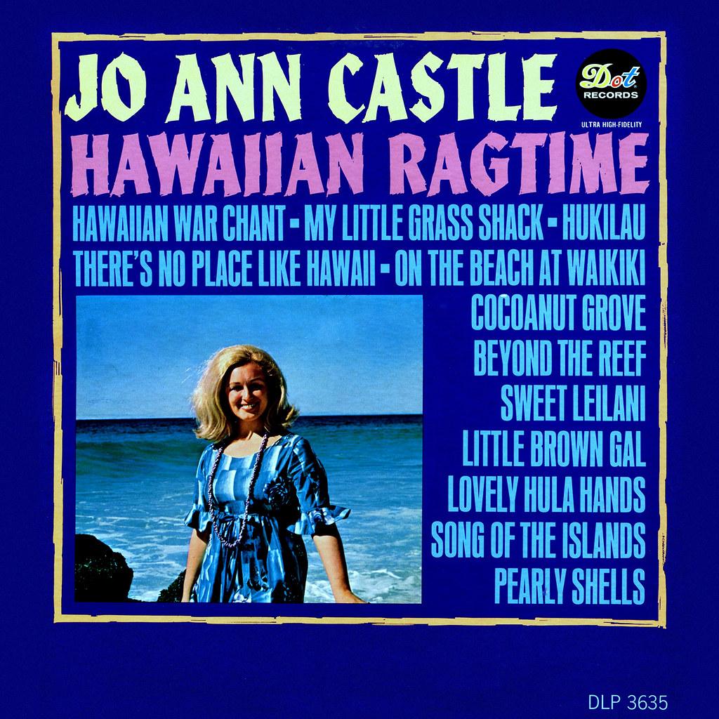 Jo Ann Castle - Hawaiian Ragtime