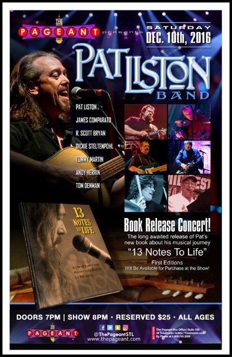 Pat Liston 12-10-16